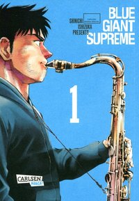 Buchcover: Blue Giant Supreme