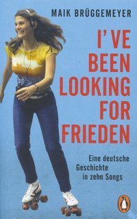 Buchcover: I've been looking for Frieden