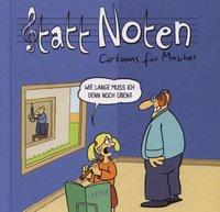 Buchcover: Statt Noten